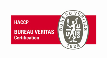 BUREAU VERITAS HACCP CERTIFICATION FOR FOOD