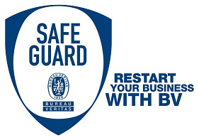 safeguard label logo